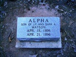 Alpha Watson