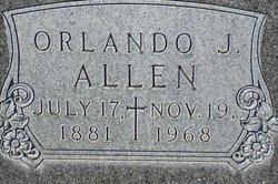 Orlando J. Allen