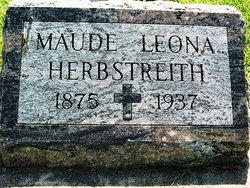 Maude Leona <I>Sawyer</I> Herbstreith