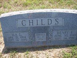 Ila Love <I>Hottel</I> Childs