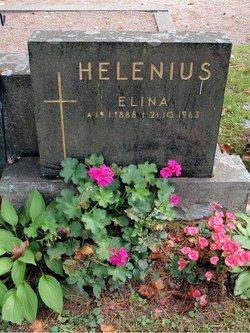 Elina Helenius