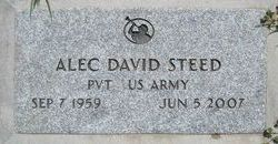 Pvt Alec David Steed
