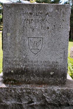 Harold A. Andersen