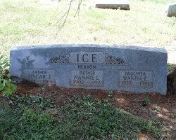 Oscar Joseph Ice