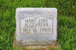 Mary Lois Alexander