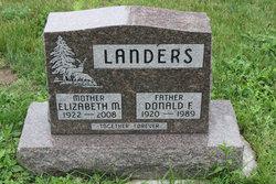 Elizabeth M. Landers