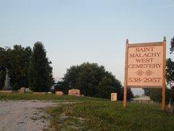Saint Malachy West Cemetery