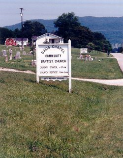 Davis Chapel Community Baptist Church Cemetery