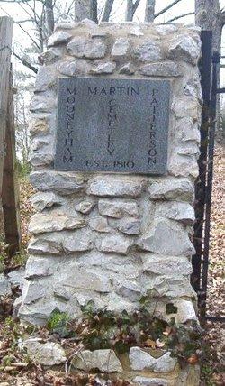 Payne-Martin-Mooneyham Cemetery