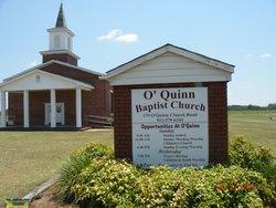 O'Quinn Baptist Church Cemetery