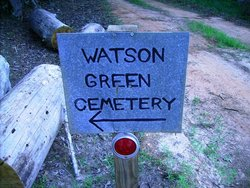 Watson-Green Cemetery
