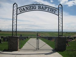 Danzig Baptist Cemetery