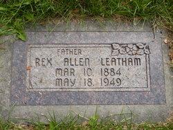 Rex Allen Leatham