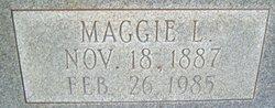 Maggie Lee <I>Dunlap</I> Battles