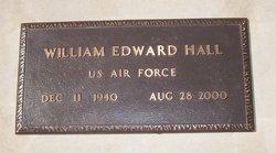"William Edward ""Bill"" Hall"