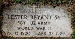 Lester Bryant, Sr