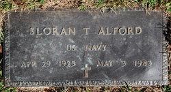 Sloran T. Alford