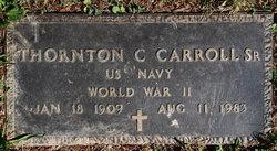 Thornton C. Carroll, Sr.