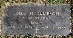 Paul H. Dumpson