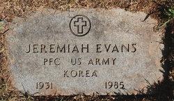 Jeremiah Evans