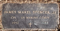James Makel Spencer, Jr