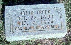 Hattie Frank