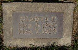 Gladys E. Johnston