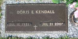 Doris Ellen <I>Miller</I> Kendall