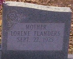 Lorene Flanders