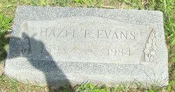 Hazel E Evans