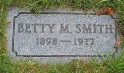 Betty M <I>Abram</I> Smith