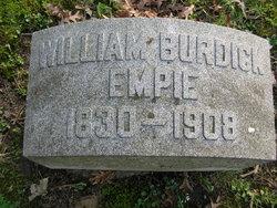 William Burdick Empie