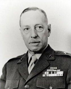 Gen James Underhill
