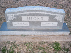 Curby Edward Hicks