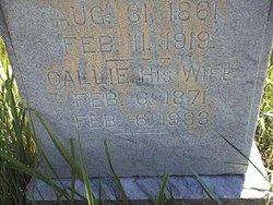 Callie D <I>Wilson</I> Appling