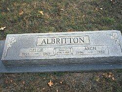 """Archie Paul """"Arch"""" Albritton"""