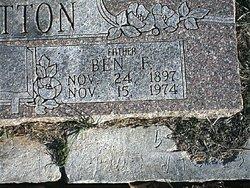 "Benjamin Franklin ""Ben"" Albritton"