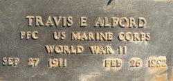 Travis Elmer Alford
