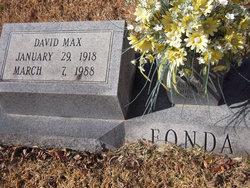 David Max Fonda