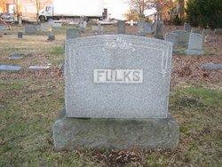 Henrietta <I>Fulks</I> Ashford
