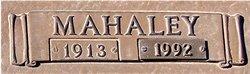 Mahaley <I>Yarborough</I> Davidson