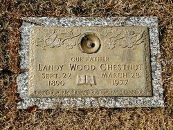 Landy Wood Chestnut