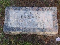 Barbara <I>Treffer</I> Couton