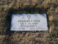 Charles F Culp