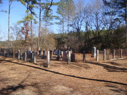 Milling Crossroad Cemetery