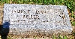 "James F ""Jakie"" Beeler"