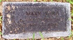 Mary <I>Tubb</I> Petty
