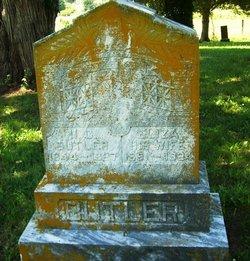 "Louisa ""Eliza"" <I>Halterman</I> Butler"