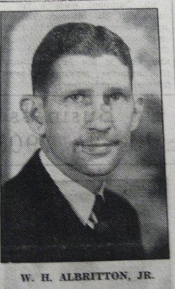 William Harold Albritton Jr.