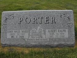 Albert Ralph Porter